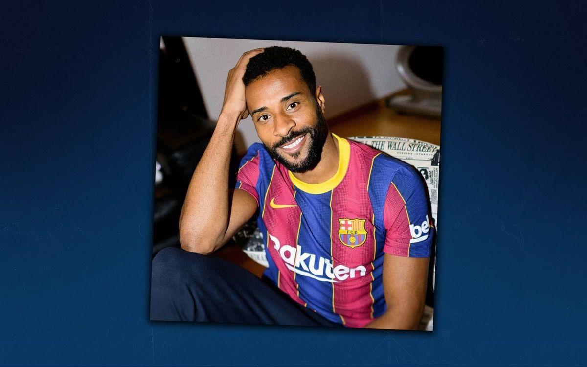 El Barça de atletismo incorpora a Nelson Évora, campeón olímpico y del mundo en triple salto