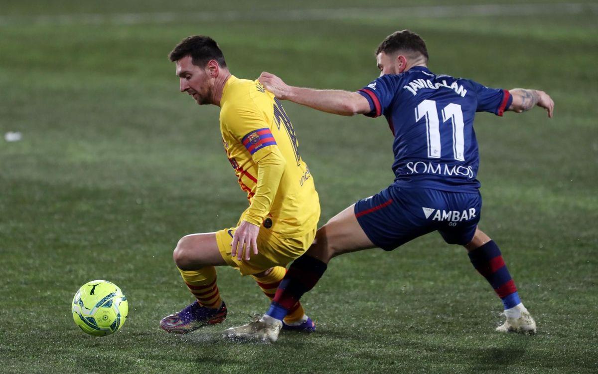 PREVIEW   FC Barcelona v Huesca