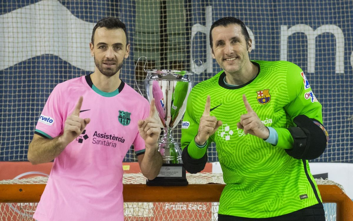Super Cup champions for the eleventh time with Egurrola and Panadero at the helm