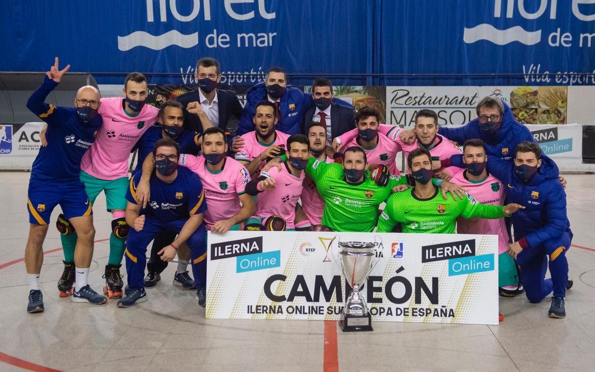 Barça 4-1 Reus: Super Cup champions!