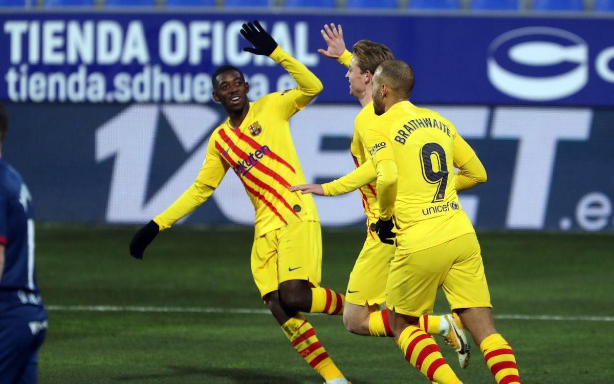 PREVIEW | Athletic Club v FC Barcelona