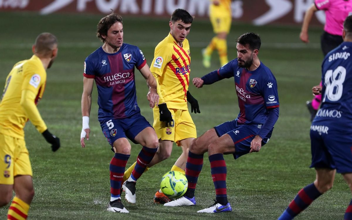 The lowdown on SD Huesca