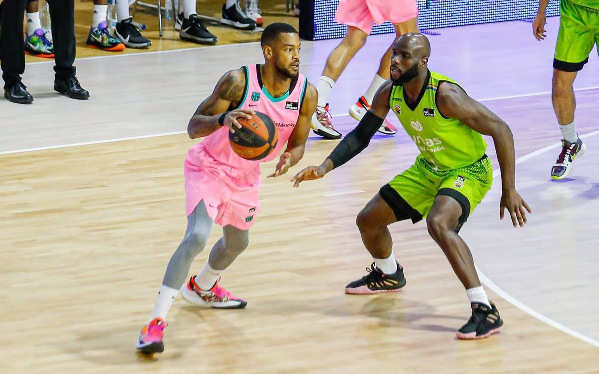 Urbas Fuenlabrada 67–83 Barça: First win of the year