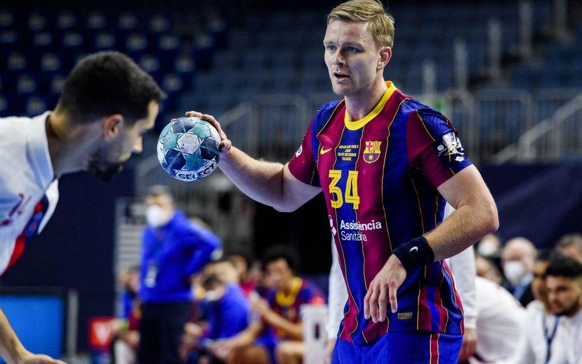 Pálmarsson no jugará el Mundial por lesión