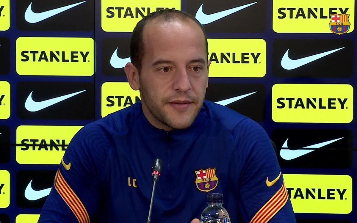 Lluís Cortés: