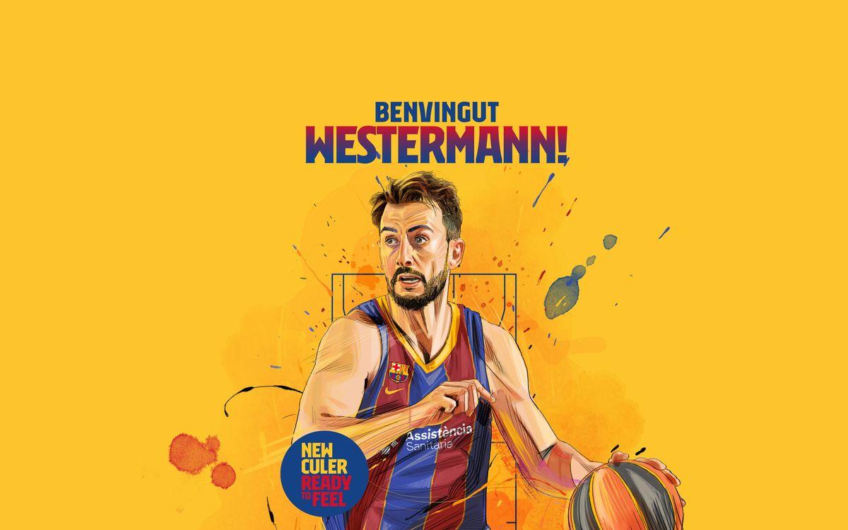 Léo Westermann refuerza el Barça hasta 2022