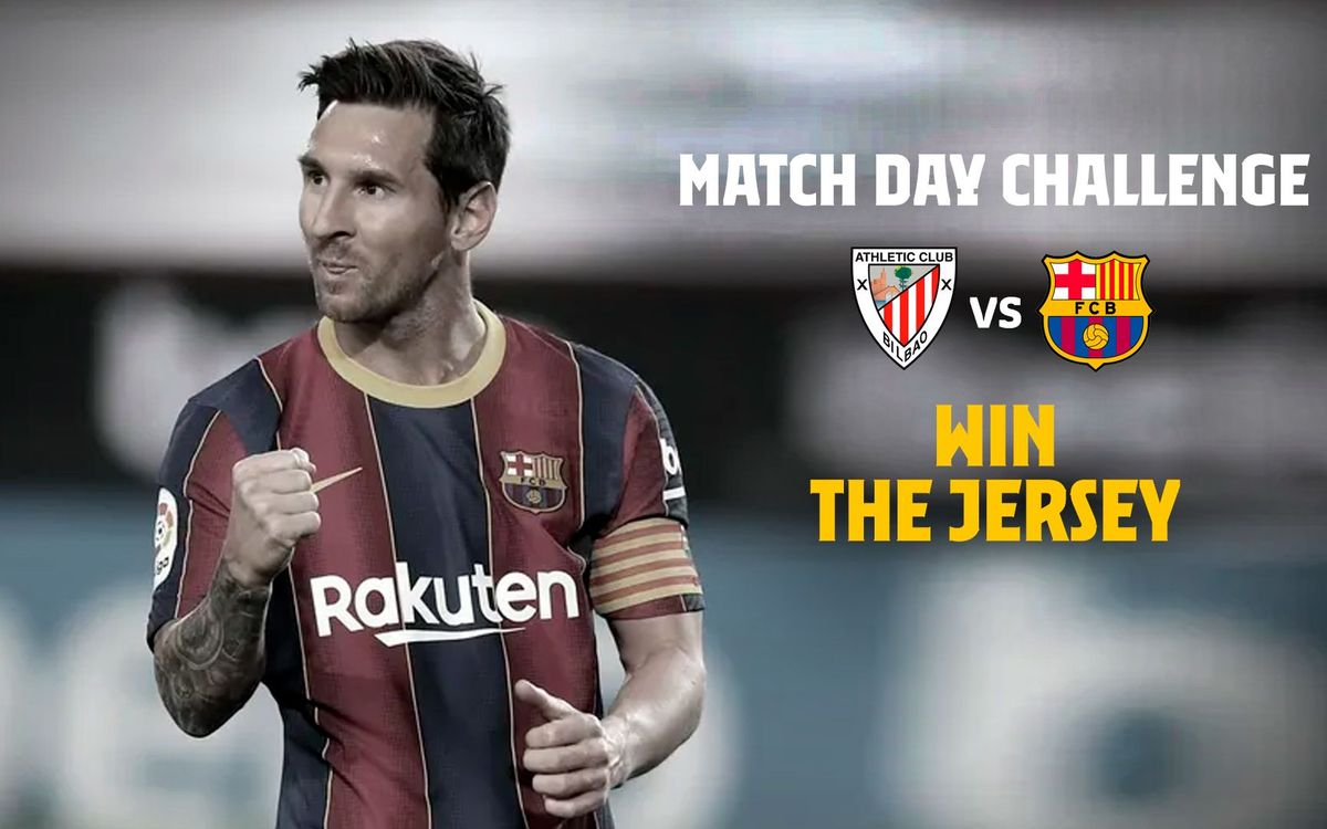 The Match Day Challenge is ON. Take part!