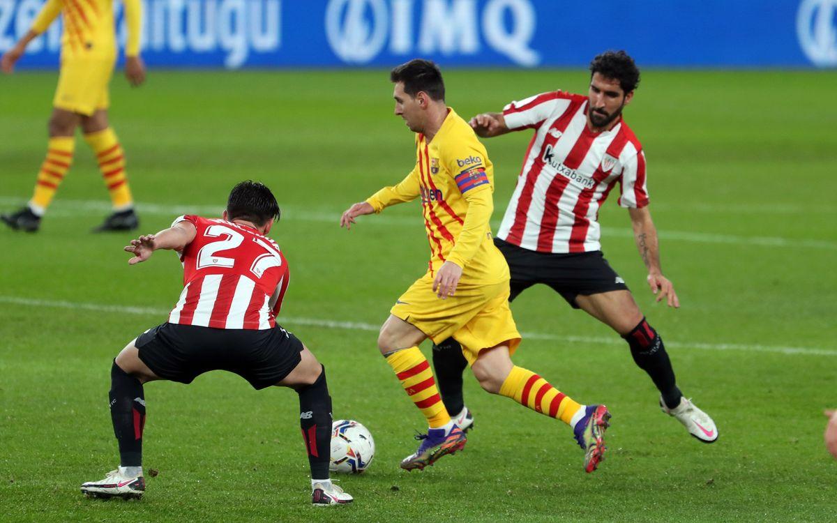 Messi Yevropaning top-5 ligasida darvozaga eng ko'p zarba berishda yetakchi