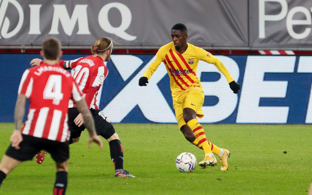 SUPER CUP FINAL PREVIEW | Barça v Athletic Club