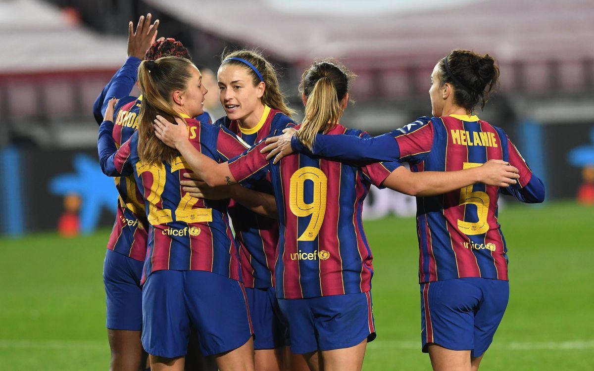 Madrid CFF - FC Barcelona Femení: Último reto antes de la Supercopa
