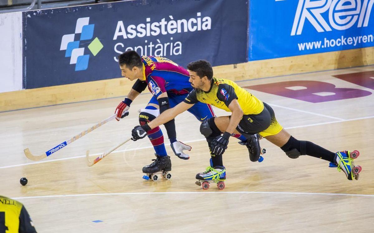 Barça – Mataró: ¡Toda la atención puesta en la OK Liga!