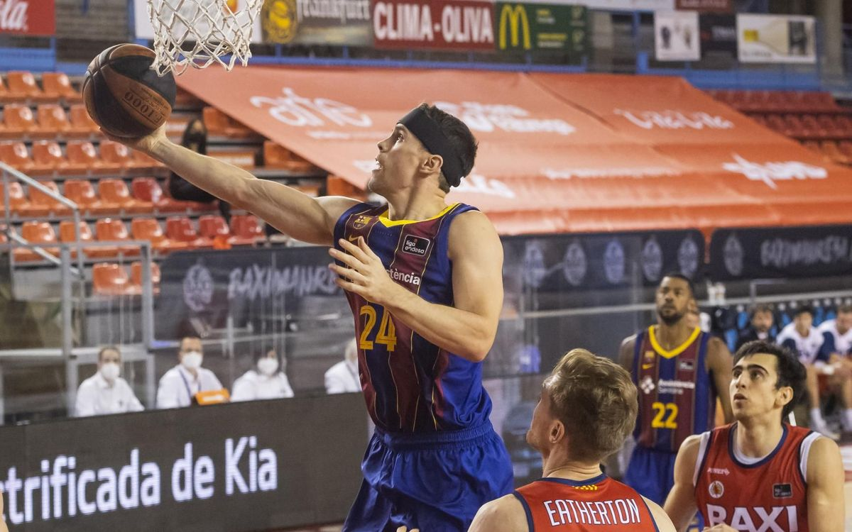 Manresa 76-99 Barça: Comfortable win away from home