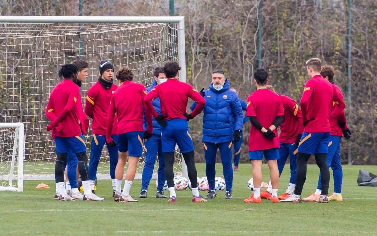 [PREVIA] Barça B - Badalona: A seguir con la buena racha