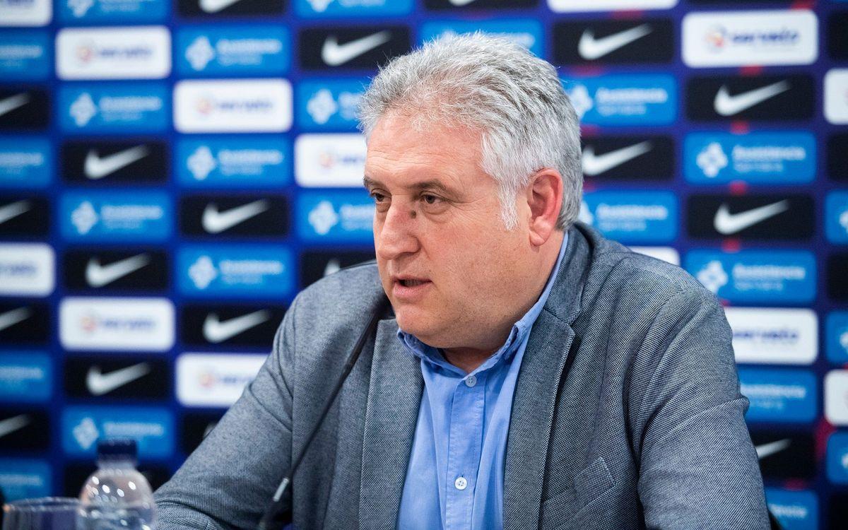 """""""Suspendre la Supercopa era la decisió més sensata"""""""