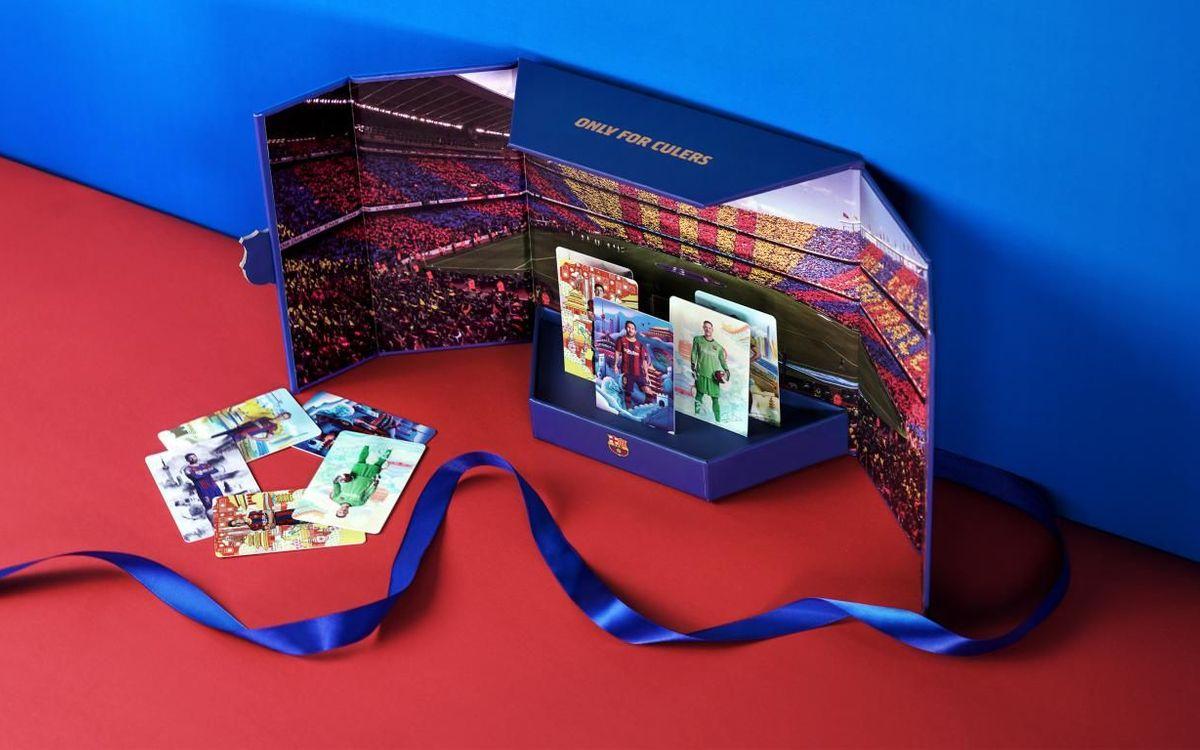 Utilitza la imagen de jugadores como Lionel Messi, Frenkie de Jong, Sergi Roberto, Gerard Piqué o Marc-André ter Stegen
