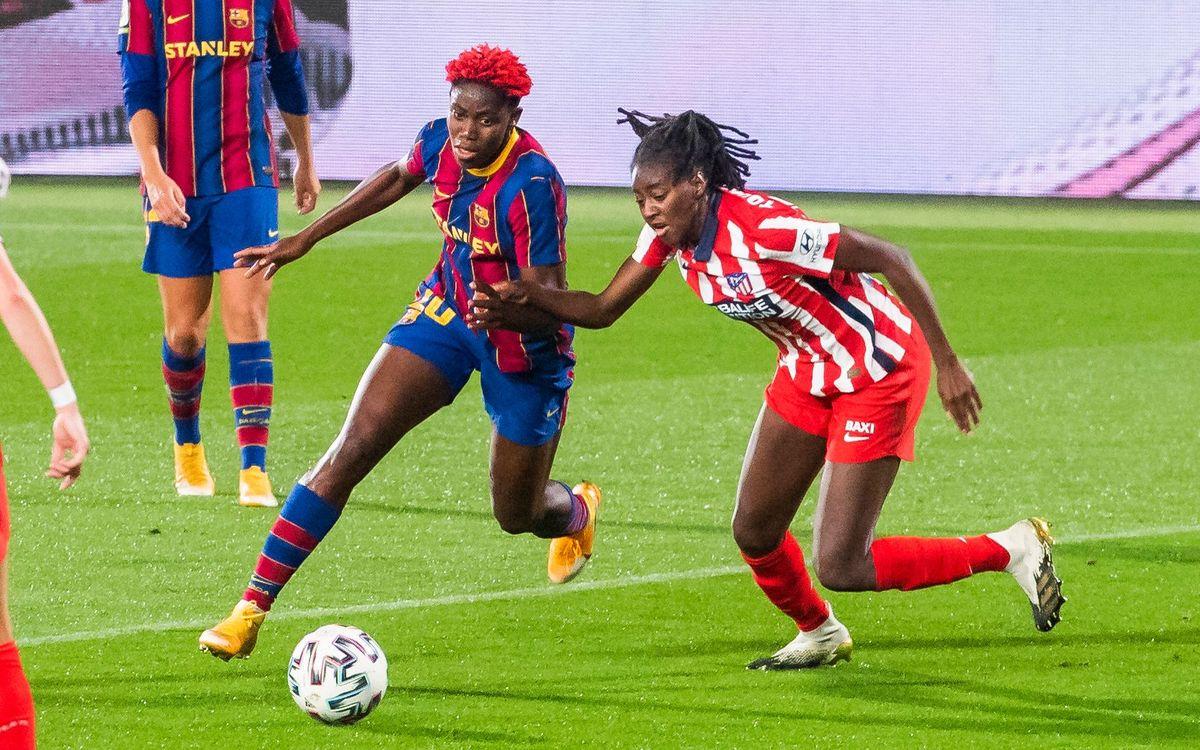 Atlético de Madrid - Barça Femenino (previa): Otra super semi