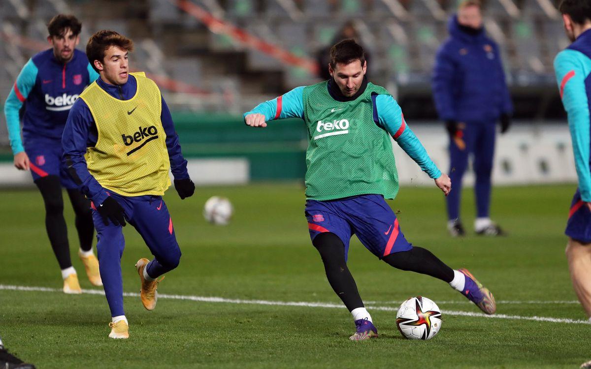El Chiringuto: Leo Messi Super Kubok finalida o'ynay oladi