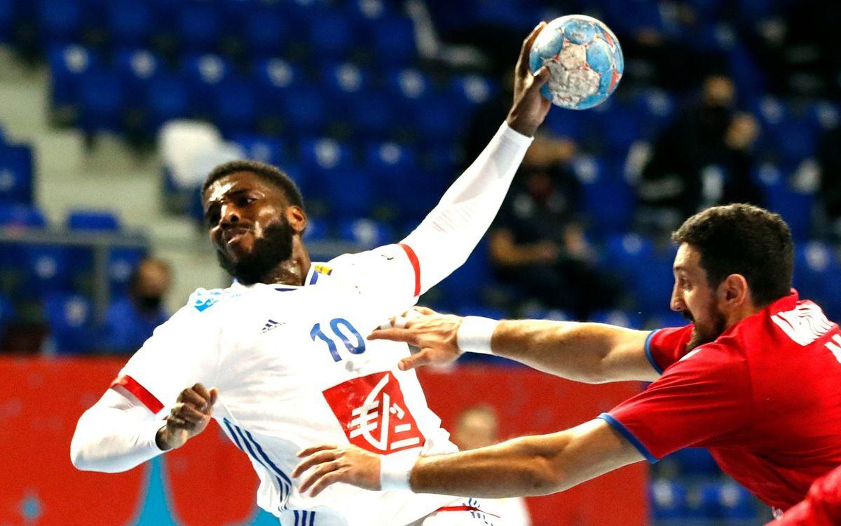 14 blaugranes entren en joc en el Mundial