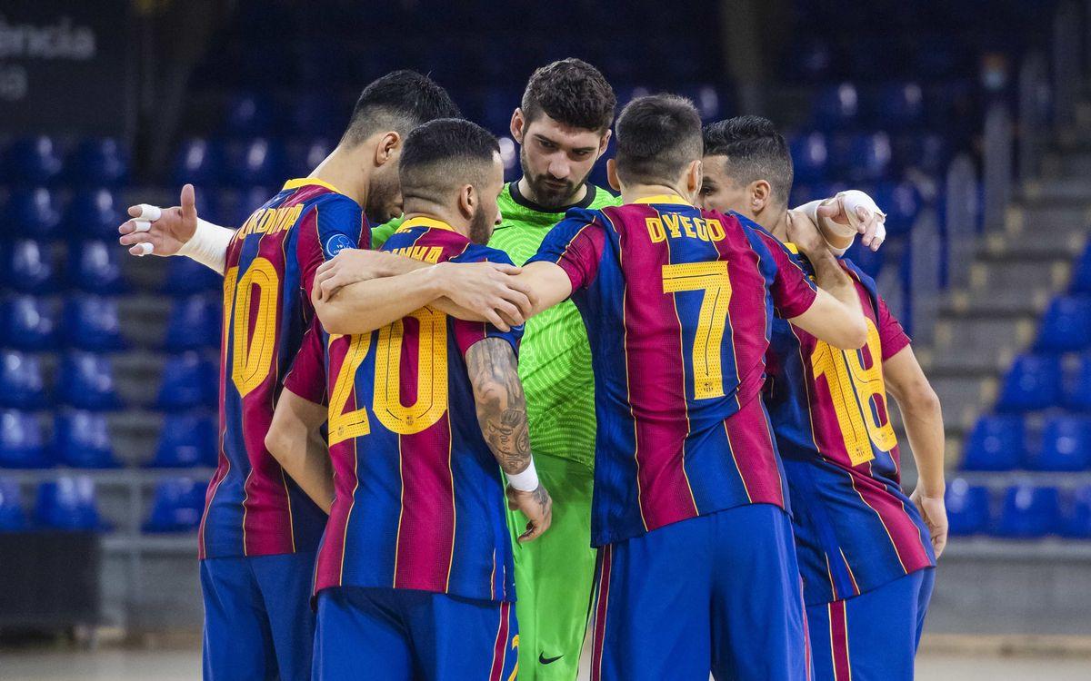 Barça 9-2 Prishtina: A bittersweet victory