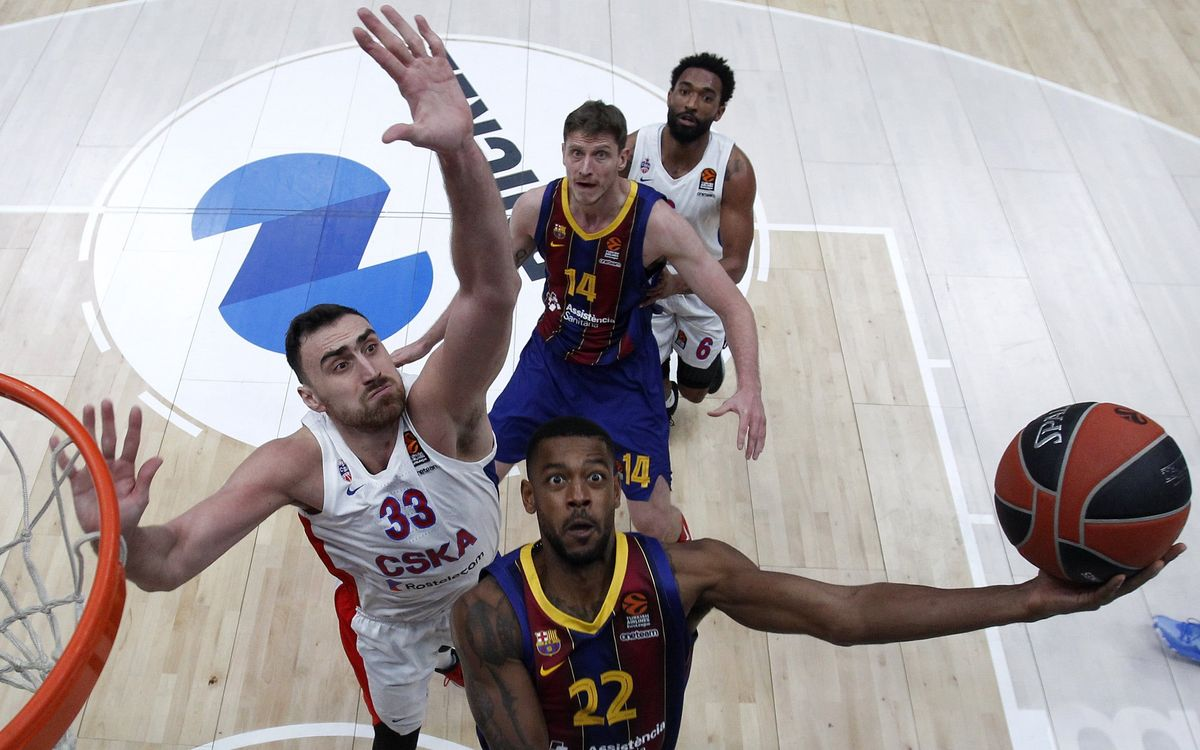CSKA 75-88 Barça: Successful Moscow mission