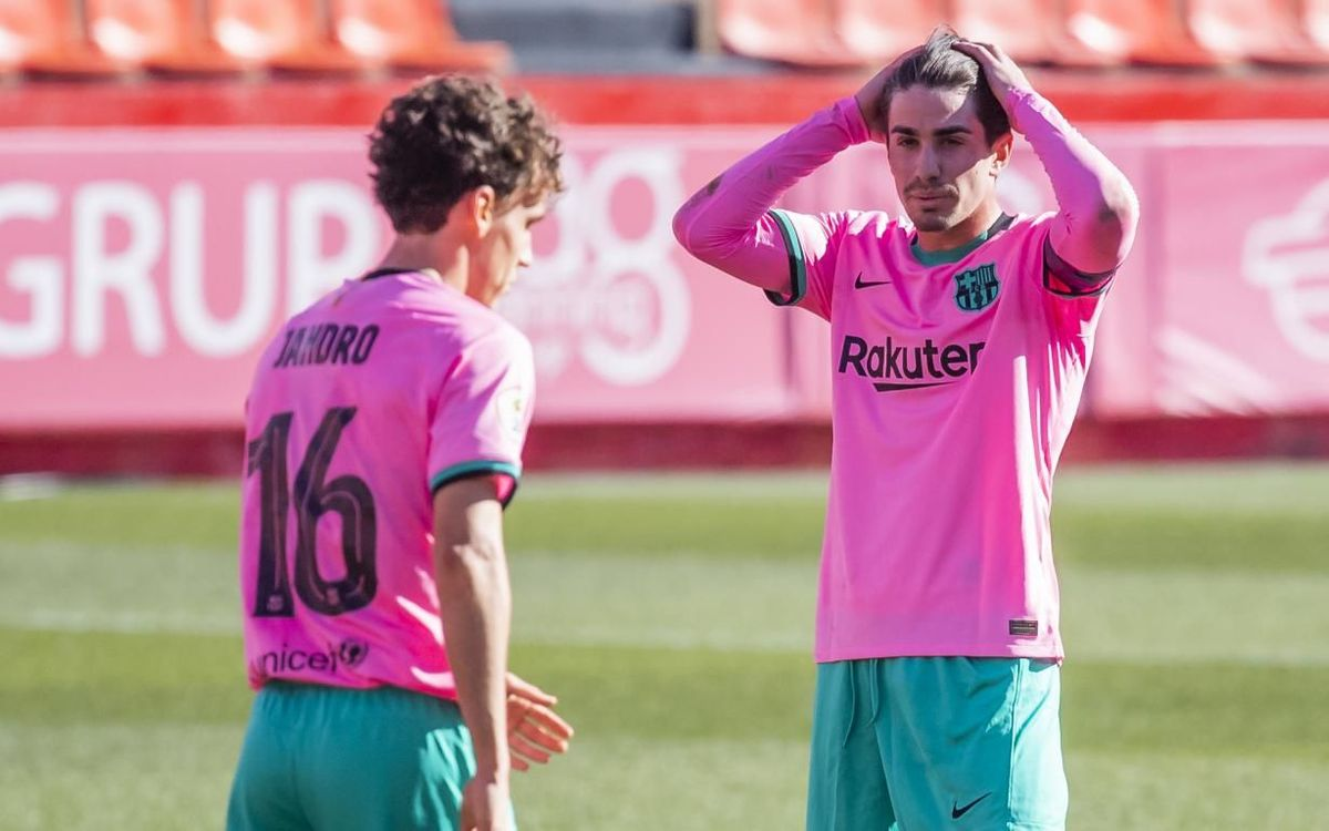 Nàstic 3-1 Barça B: Disappointing defeat