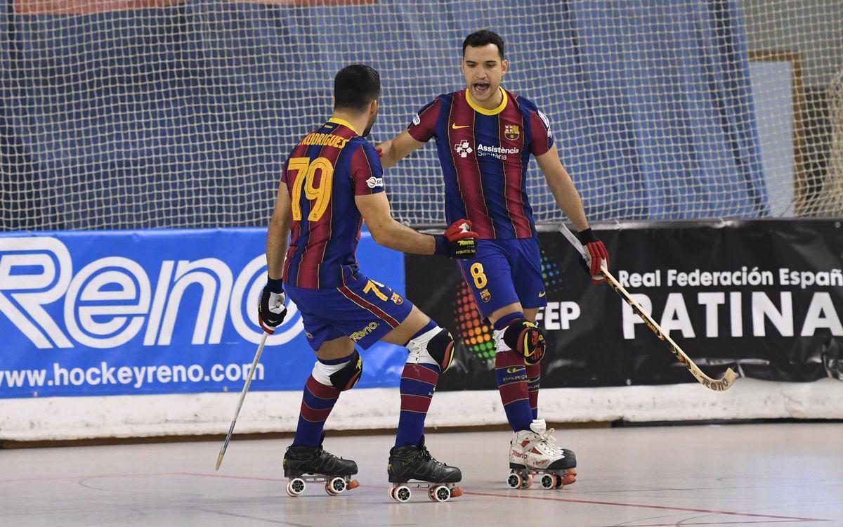 Voltregà Stern Motor – Barça : Evitando caer en la trampa de Sant Hipòlit