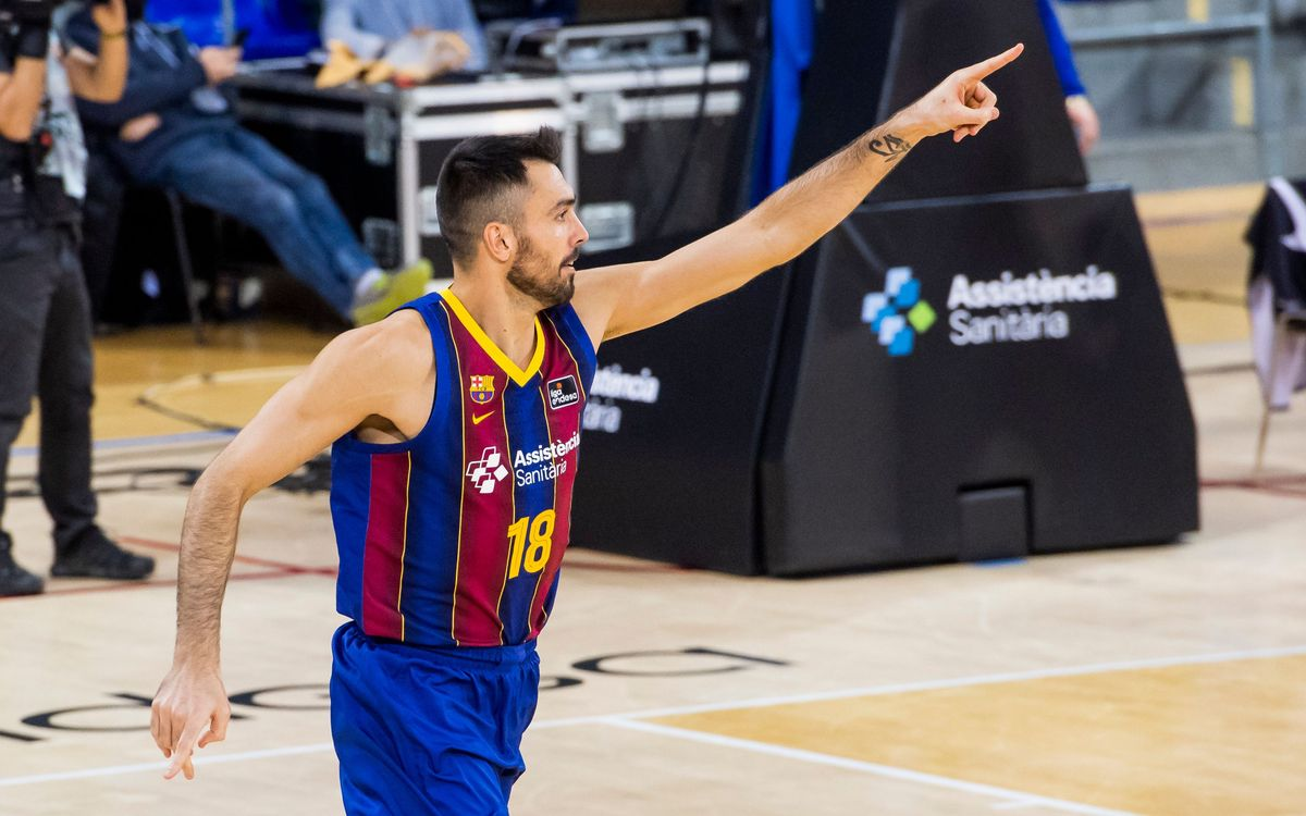 Unicaja, Barça's opponent in the quarterfinals of the Copa del Rey