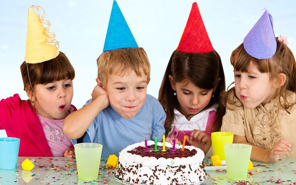 Cumpleaños en la Pista de Hielo del Barça