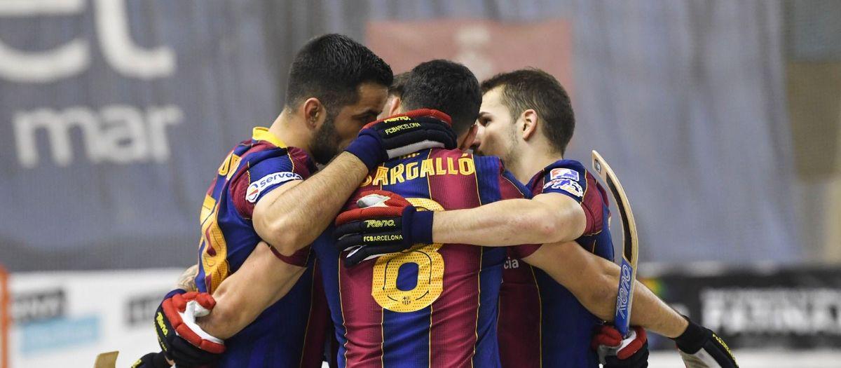 Voltregà Stern Motor 1-5 Barça: Stunning victory