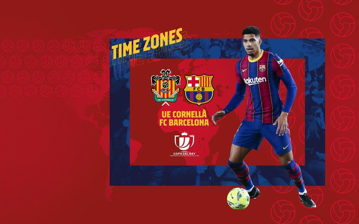 Où et quand suivre Cornella - Barça
