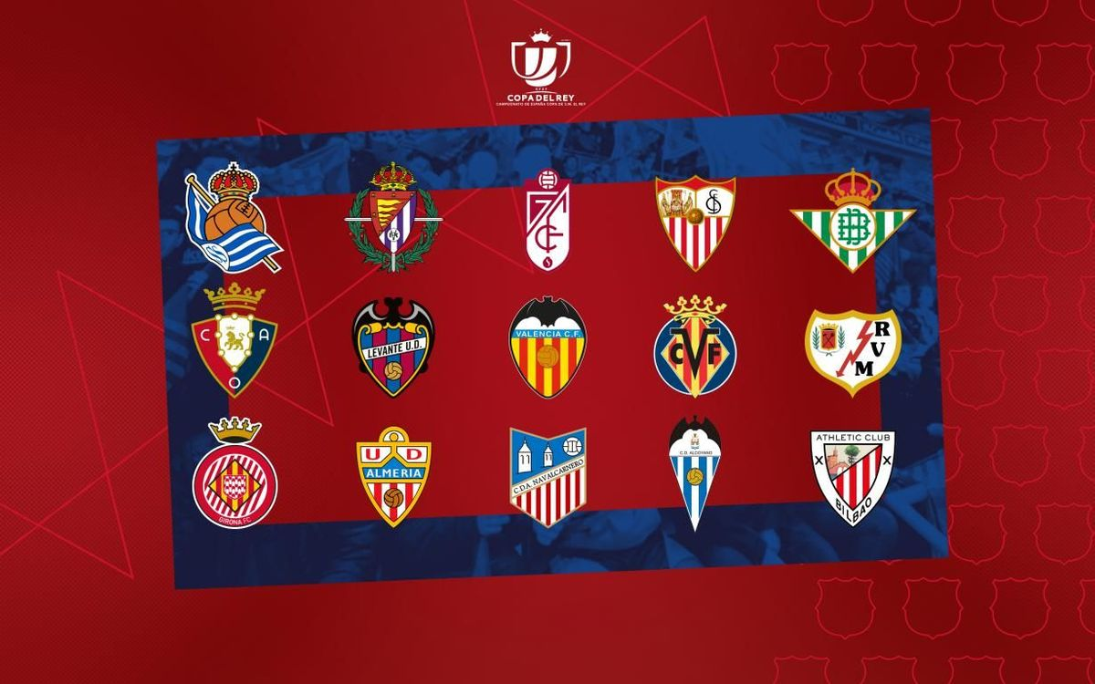 Who will Barça get in the last 16?