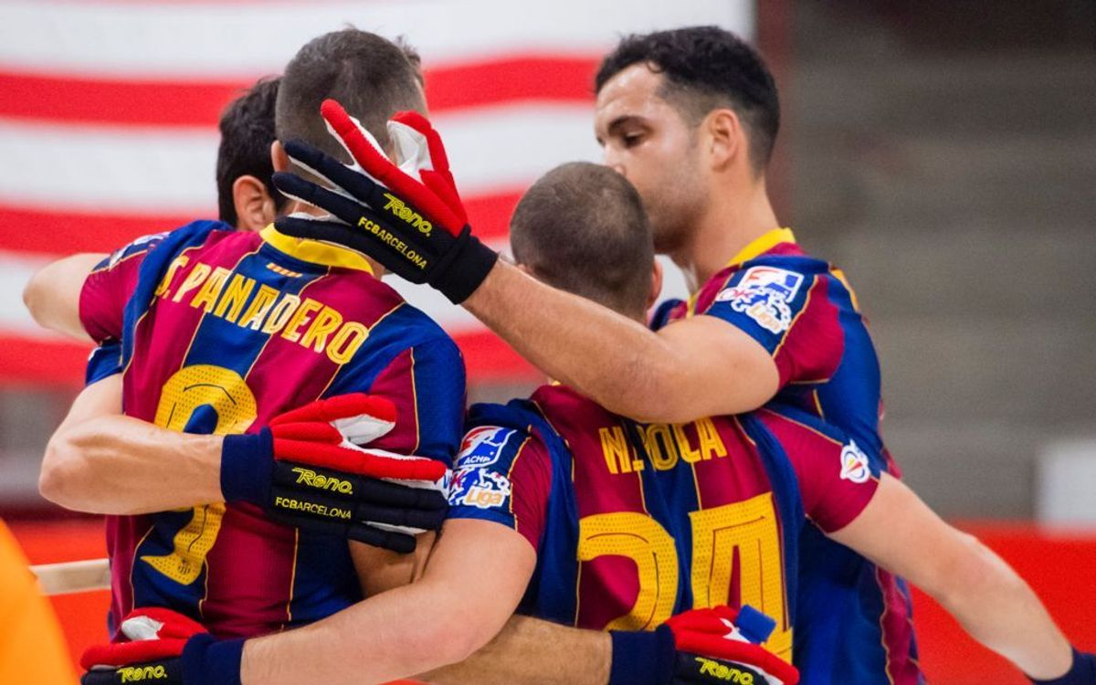 CH Palafrugell 1-5 Barça: Solid win on the road
