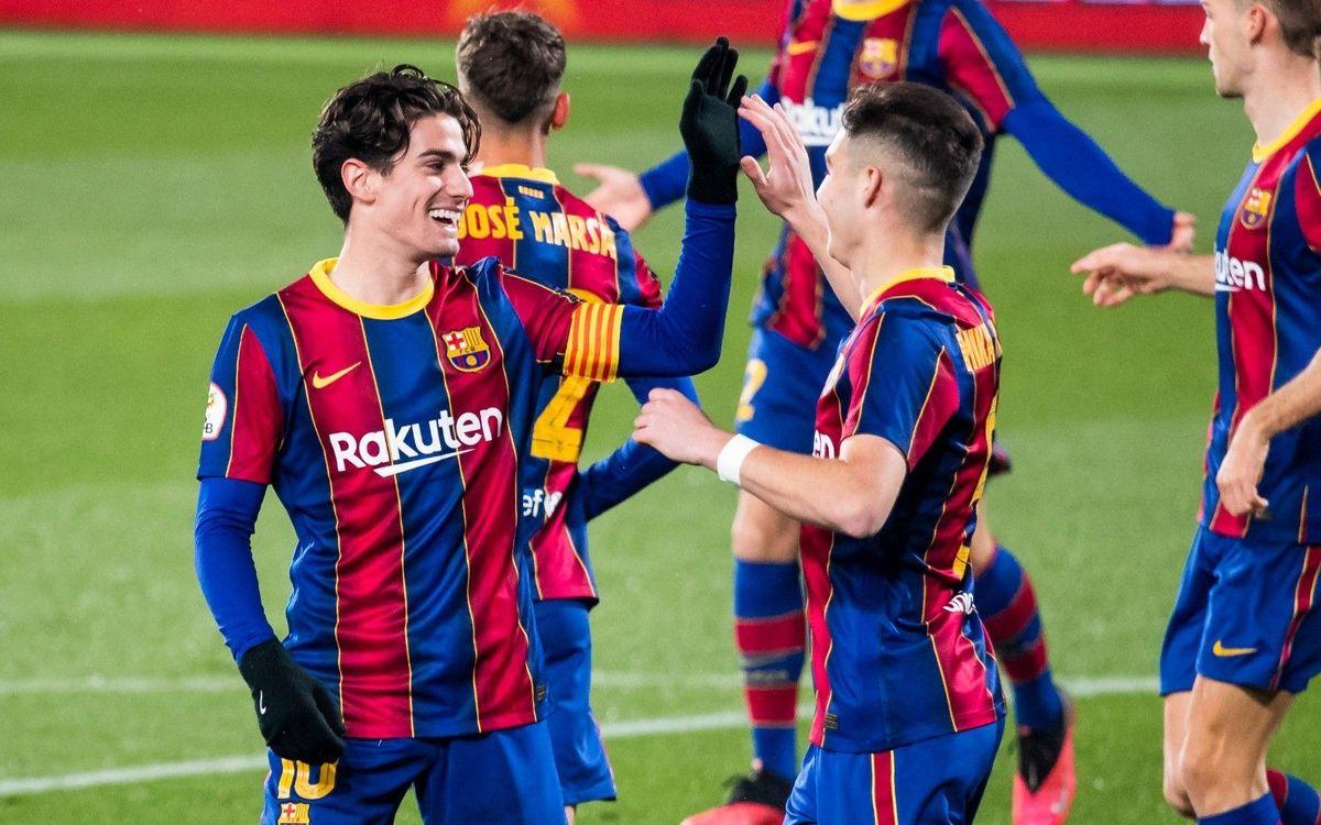 [PREVIA] Barça B - Olot: A reencontrarse con la victoria