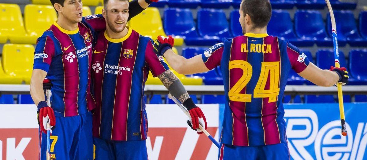 Se supera el centenar de goles con Pablo Álvarez como nuevo pichichi