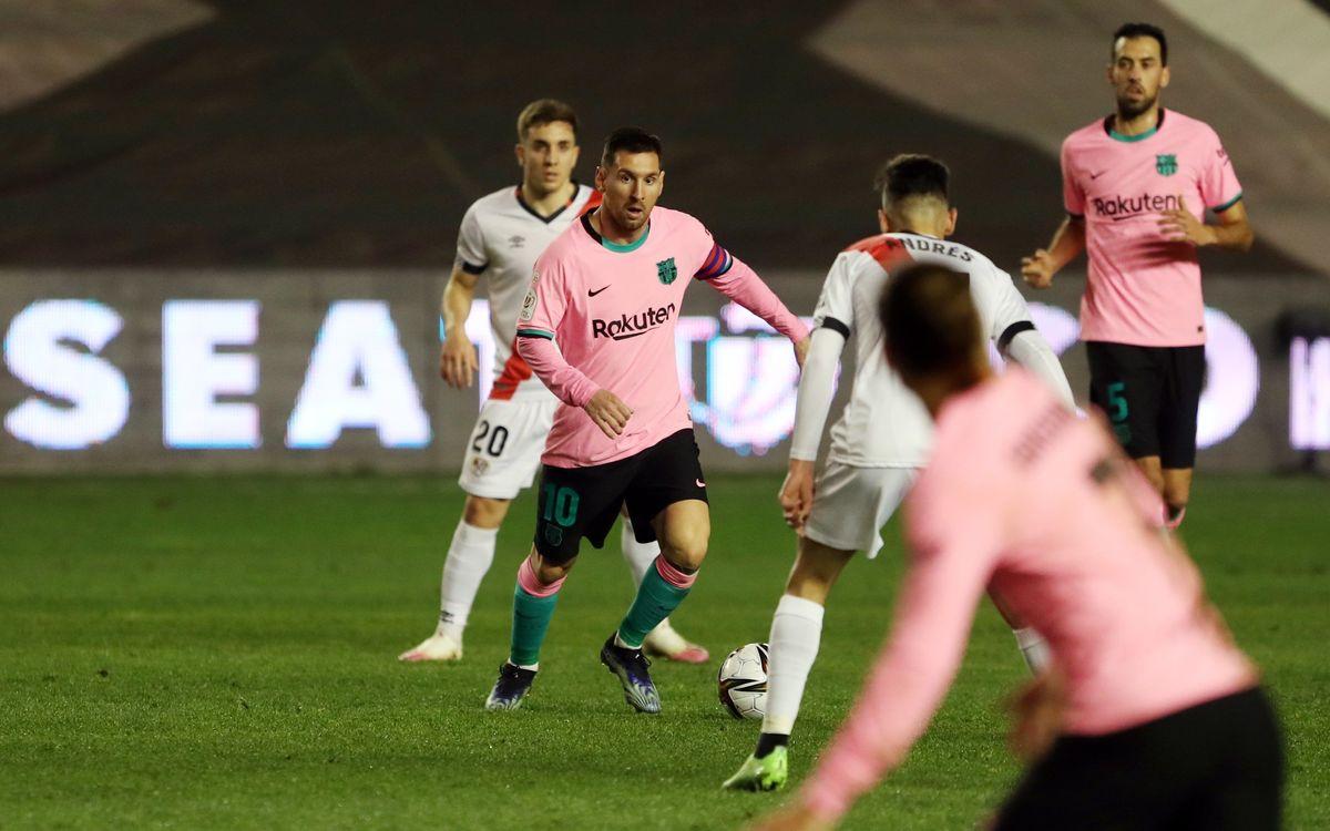 Leo Messi, 15 x 15