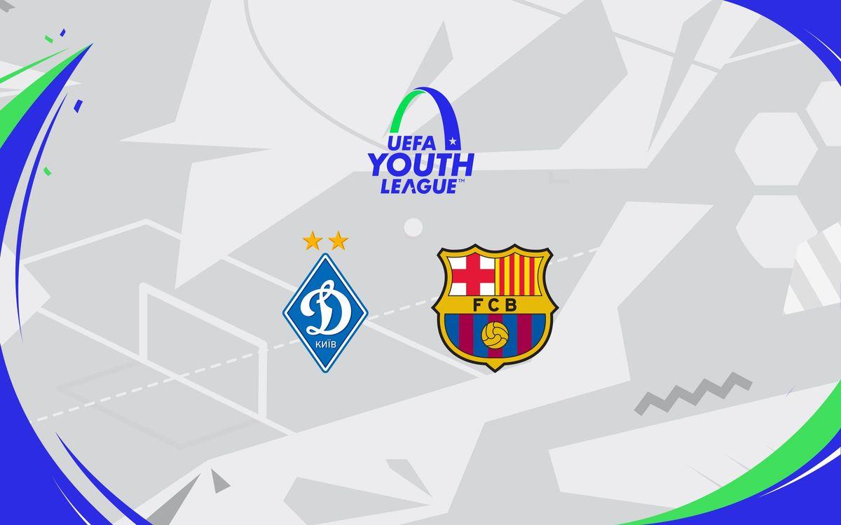 Dynamo Kyiv, Barça U19A's opponent in the Youth League