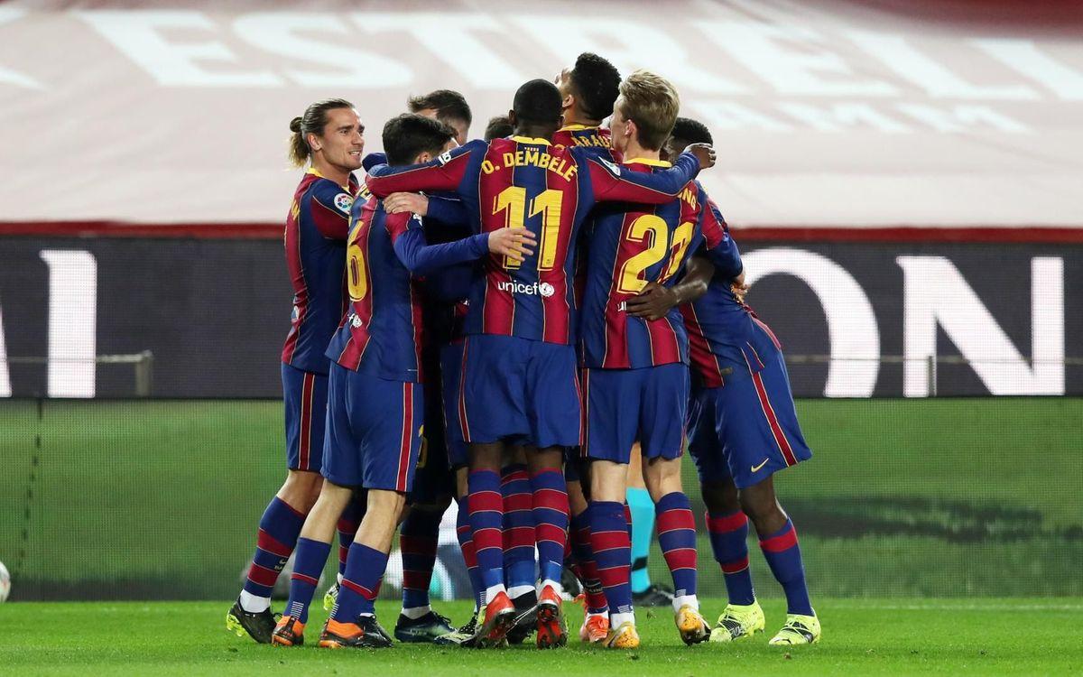Los retos del FC Barcelona en el tramo final de LaLiga
