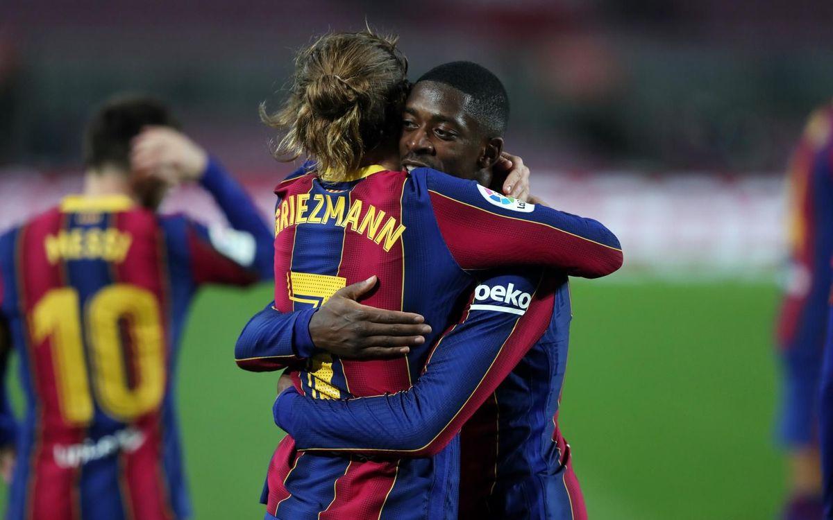 PRÈVIA | FC Barcelona - Alabès: Retorn al Camp Nou per retrobar-se amb el triomf