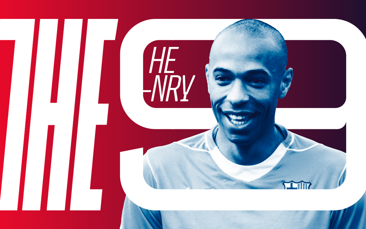 Release of 'The 9' documentary with Thierry Henry