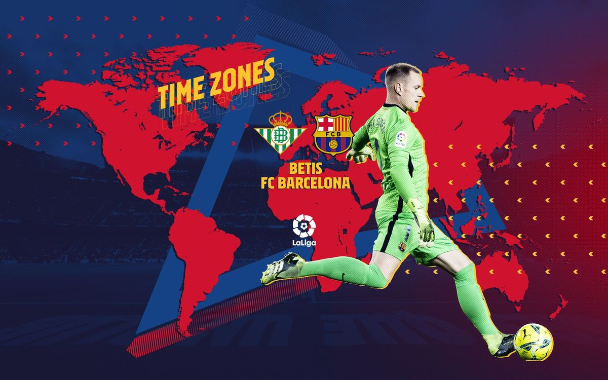 When and where to watch Betis v Barça