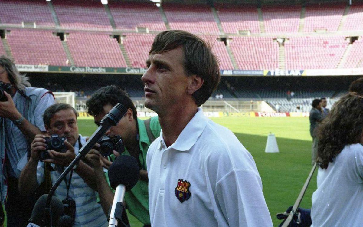 Johan Cruyff est né l'année du Cochon
