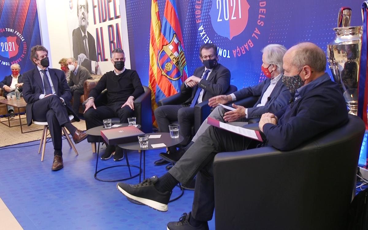 Un Barça que garantice las necesidades de la Agrupación