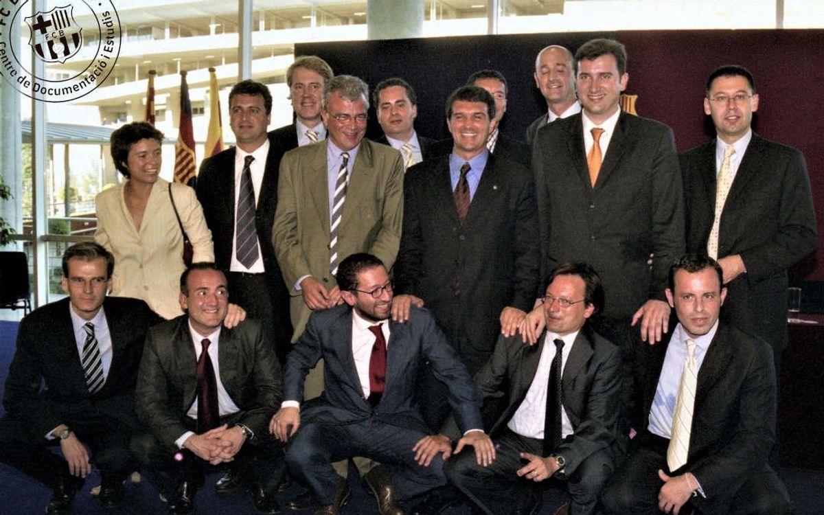 Presa_possessió_Junta_2003