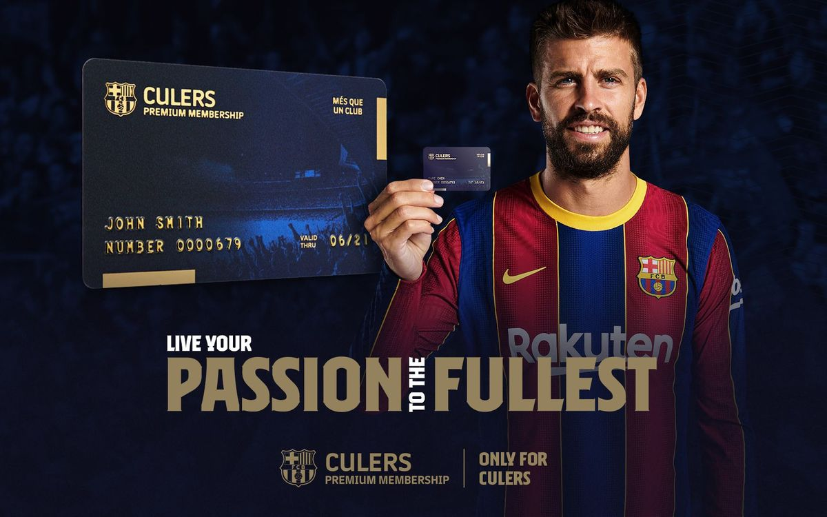 Give Barça for Valentine's Day