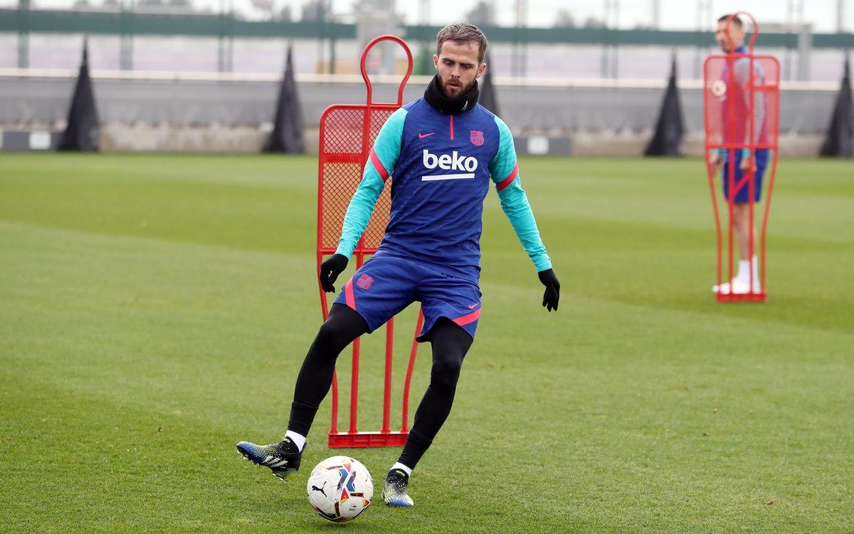 Le groupe du Barça convoqué pour la réception d'Alavés