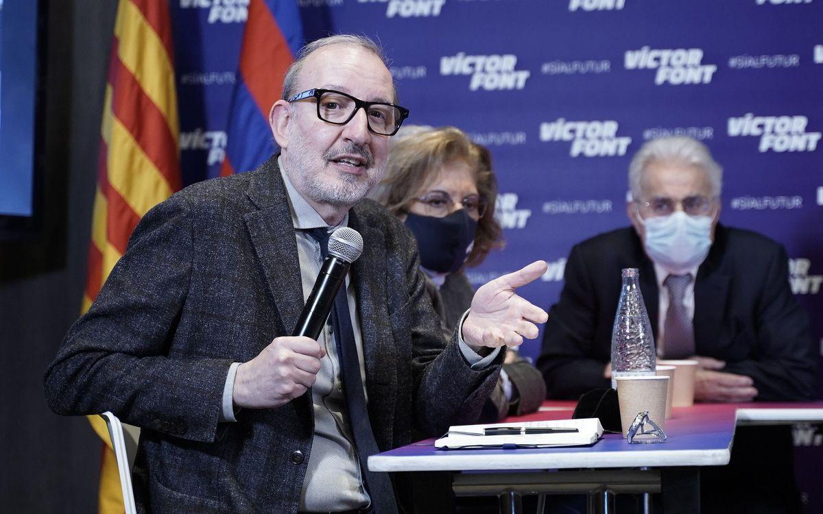 Reunión Agrupación - Víctor Font 02