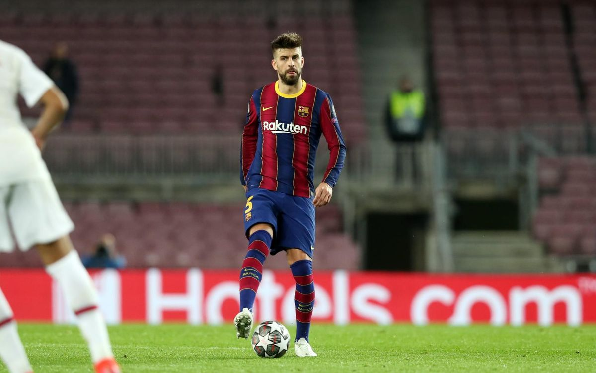 Piqué makes return from long-term injury