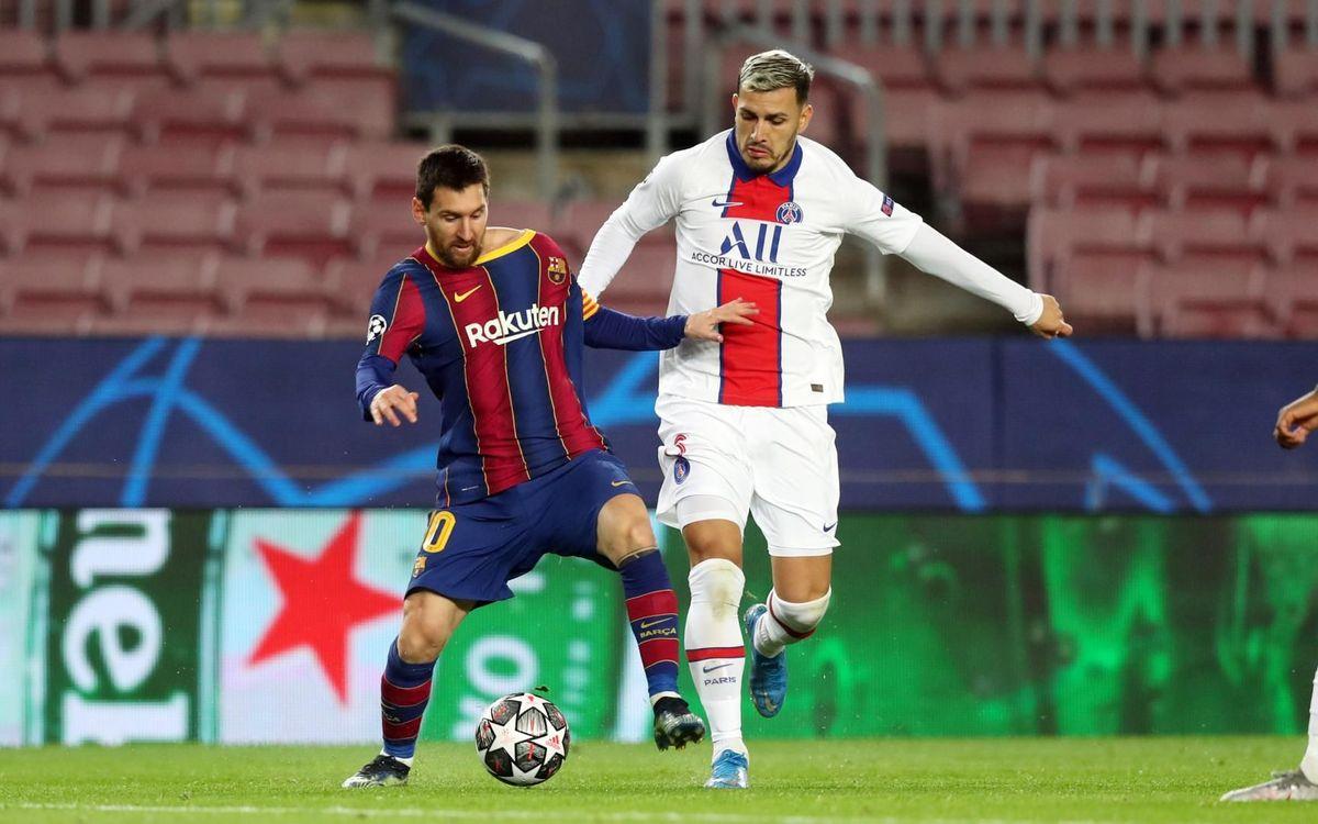 CHAMPIONS LEAGUE PREVIEW | PSG v Barça