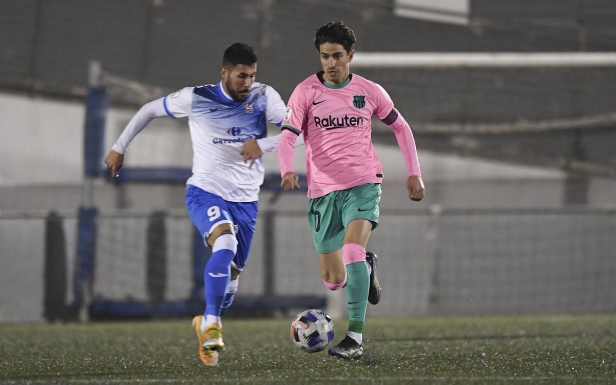 Prat 2–2 Barça B: Points shared after crazy second half