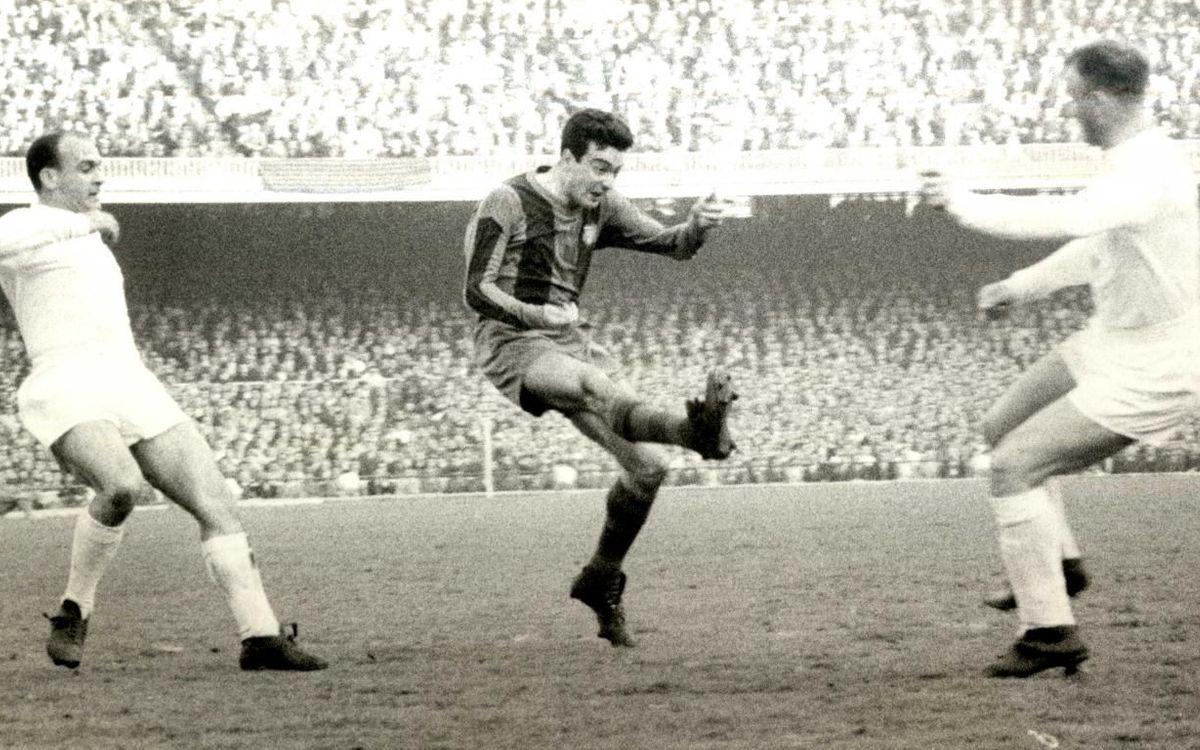 Vergés se retiró al acabar la temporada 1965/66, cuando tenía 32 años y todavía era titular indiscutible
